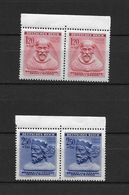 LOTE 1662  ///  BOHEMIA Y MORAVIA   YVERT Nº:  103/104 EN PAREJA - Bohemia Y Moravia