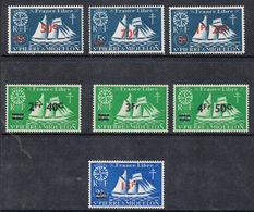 SAINT-PIERRE-ET-MIQUELON N°315 A 322 N* - St.Pierre & Miquelon