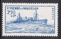 SAINT-PIERRE-ET-MIQUELON N°209 N* - St.Pierre & Miquelon