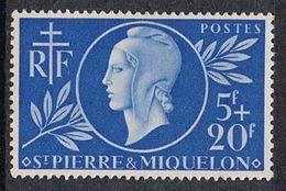 SAINT-PIERRE-ET-MIQUELON N°314 N* - St.Pierre & Miquelon