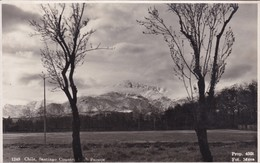 SANTIAGO COUNTRY CLUB. PAISAJE PAYSAGE LANDSCAPE. FOT. MORA. CHILE CHILI-TBE-BLEUP - Chili