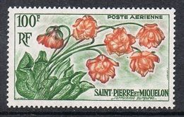 SAINT-PIERRE-ET-MIQUELON AERIEN N°27 N* - Airmail