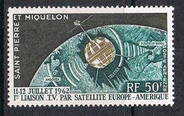 SAINT-PIERRE-ET-MIQUELON AERIEN N°29 N* - Airmail