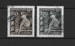 LOTE 1663  ///  BOHEMIA Y MORAVIA   YVERT Nº:  115/116 - Bohemia & Moravia