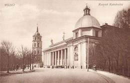 WILNO / KOSCIOL KAFEDRALNY - Lituanie