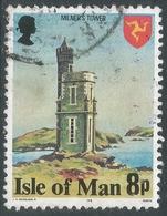 Isle Of Man. 1978 Definitives. 8p Used. SG 115 - Isle Of Man