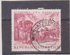 AUTRICHE  1964  Y.T. N° 993  à  1000  Incomplet  Oblitéré  999 - 1961-70 Used