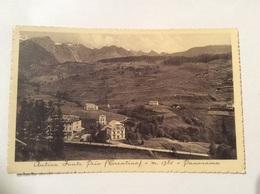 ANTICA FONTE PEIO - Panorama - Cartolina FP V 1936 - Italia