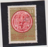 AUTRICHE  1965  Y.T. N° 1007  Oblitéré - 1961-70 Used