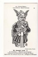 """""""Ar Pennou Breton"""" M. Joseph Loth Illustré Par Jacques Pohier (dessin) - Sin Clasificación"""