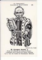 """""""Ar Pennou Breton"""" M. Georges Dottin Illustré Par Jacques Pohier (dessin,caricature) - Sin Clasificación"""