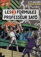 Jacobs E.P. Les 3 Formules 2 Les Aventures De Blake Et Mortimer - Blake Et Mortimer