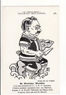 """""""Ar Pennou Breton"""" M. Maxime Maufra Illustré Par Jacques Pohier (dessin,caricature) - France"""