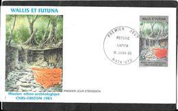 CAD  MATA - UTU - Wallis Y Futuna