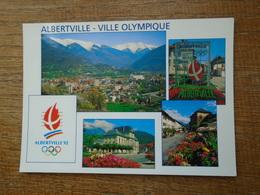 Albertville , Ville Olympique , Multi-vues - Albertville