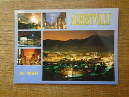 Albertville , By Night , Multi-vues - Albertville