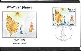 CAD  MATA - UTU - Wallis En Futuna