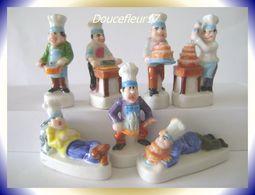 Rois De La Patisserie .. 7 Fèves .. Ref AFF : 29-2001...( Pan 0013) - Characters