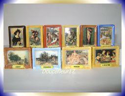 Toiles De Maitres .. Série Complète .. Ref AFF : 100-2003...( Pan 0041) - Characters