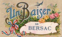 V11859 Cpa 23 Un Baiser De Bersac - France