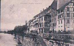 Eglisau, Gasthof Hirschen (9.10.1912) - ZH Zurich