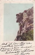 WHITE MOUNTAINS / OLD MAN OF THE MOUNTAIN / CIRC 1904 - White Mountains