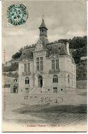 CPA - Carte Postale - France - Château Thierry - L'Hôtel De Ville - 1904 (CP731) - Chateau Thierry