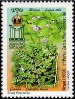 Brazil - 2008 - 200 Years Of Rio De Janeiro Botanical Garden - Mint Stamp - Brazil