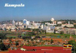 1 AK Uganda * Blick Auf Die Hauptstadt Kampala * - Uganda