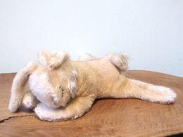 Peluche 89_steiff_lapin Couché Floppy - Steiff Animals