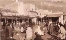 MAROC ESPAGNOL TETUAN ZOCO DEL FOKI BELLE ANIMATION - Casablanca