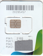 GREECE - Cosmote Mini GSM(multi Sim)(small Barcode On Reverse), Chip COS4, Used - Greece
