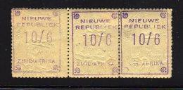 NIEUWE REPUBLIEK ZUID AFRICA - South Africa (...-1961)