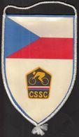 Cycling / Flag, Pennant / CSSC, Czechoslovakia - Ciclismo