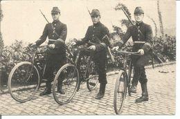ARMEE BELGE -  CARABINIERS CYCLISTES 1914 - Guerre 1914-18