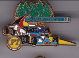 Pin's F1  GRAND PRIX HOCKENHEIN 95 SIGNE JFG MIAMI - F1