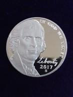 2017 Proof Jefferson Nickel - Federal Issues