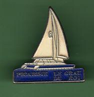 VOILIER *** PICARDIE - LE GRAU DU ROI *** 0058 - Boats