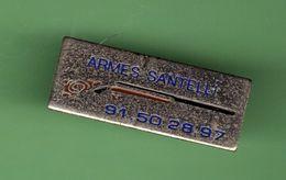 ARMES SANTELLI *** 0058 - Archery