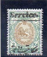 IRAN 1913 * - Iran