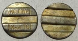 GETTONE TOKEN JETON TELEPHONE TELEFONICO  MOLDAVIA - Monetary /of Necessity