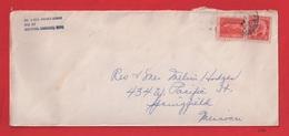 1959 Cover From Cuba [#1268] - Cuba