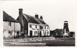 Vintage Real Photo Postcard; Hampshire; The Royal Oak And Langstone Mill. Havant - Other