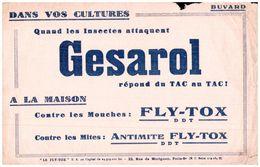 Ag G F T/ Buvard Gésarol (N= 1) - Farm