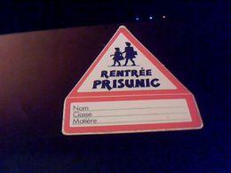 Autocollant  Publicite  Magasin  Prisuunic - Stickers