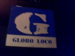 Autocollant  Publicite Sloggan GLOBO  LOCO - Stickers