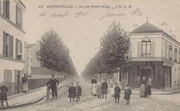 Alfortville : La Rue Victor Hugo - Alfortville