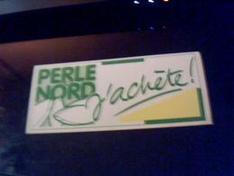 Autocollant  Publicite Endives Perle Du Nord - Stickers