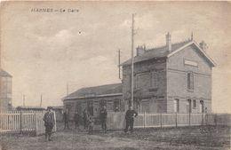 HARNES - La Gare - Harnes