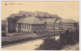 Coutisse - L' Hospice - 1919 - Edit. Nels / Impr. J. Debrun-Graindorge, Andenne. - Andenne